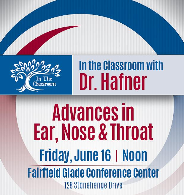 Dr. Hafner June 16