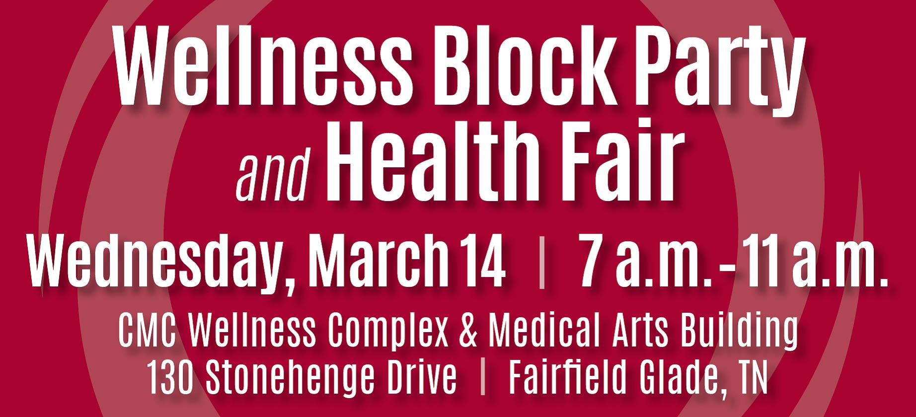 Fairfield Glade Health Fair