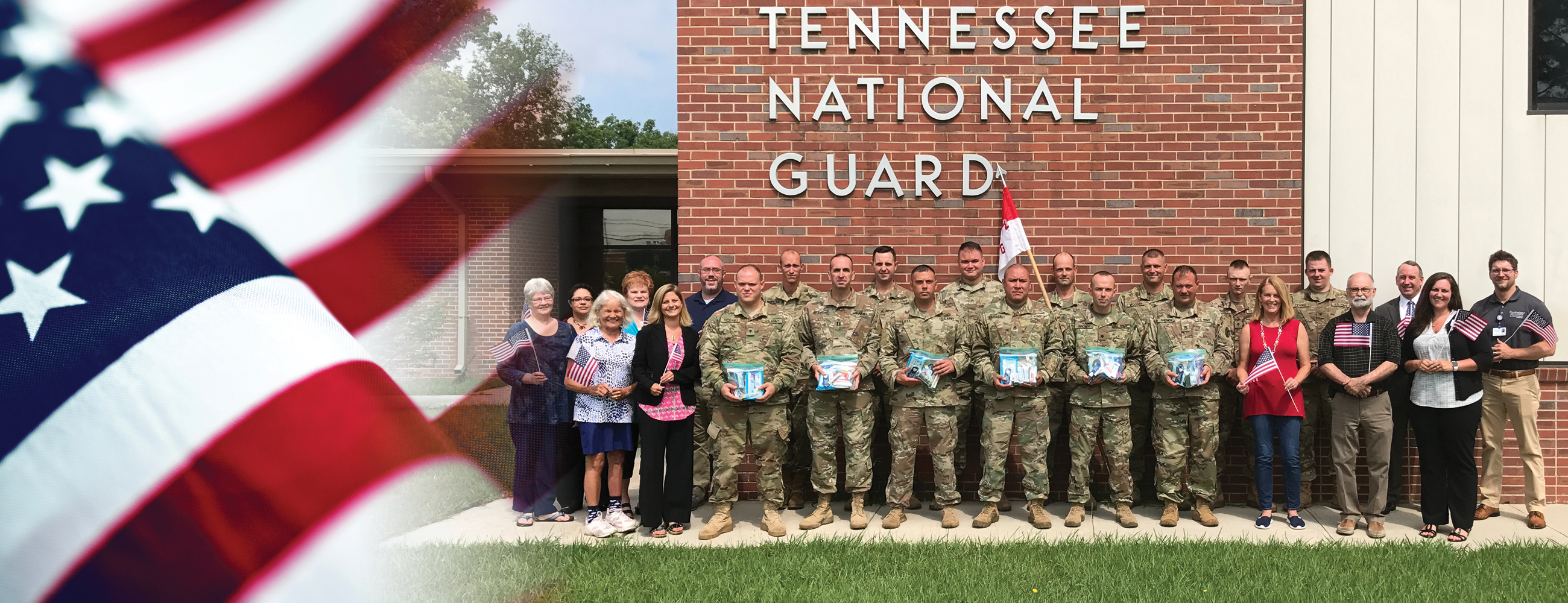 Crossville National Guard Prepares for Deployment