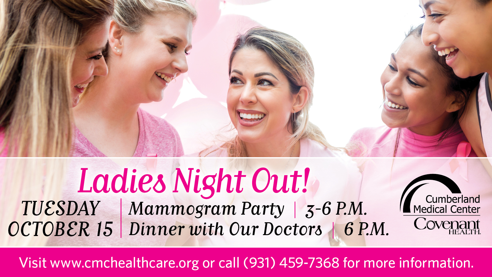 CMC Ladies Night Out